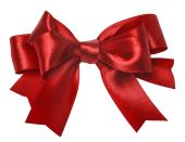 Red ribbon — Stock Photo
