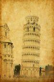 Leaning Tower of Pisa — Fotografia Stock