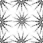 Starlight seamless pattern. — Stock Vector