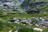 In the Rila Mountains in Bulgaria — Stock Photo