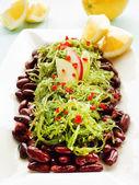 Kaiso salad — Stock Photo