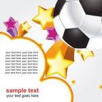 Football poster — Stock Vector #53444209