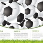 Football poster — Stock Vector #53444703