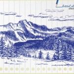Picturesque landscape — Stock Vector #53447173
