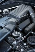 A car engine — Stock Photo