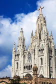 A Cathedral in Spain — Foto Stock