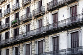 A beautiful balconies — Stock Photo