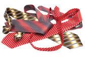 Fashionable neckties — Stock Photo