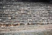 Lindas escadas velhas — Fotografia Stock