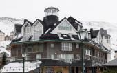 Sierra Nevada Spain Ski resort — Foto de Stock