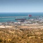 Harbour of Agadir, Morocco — Stock Photo #54453787