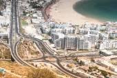 City view of Agadir, Morocco — Stock Photo