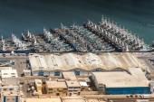 Harbour of Agadir, Morocco — Stock Photo