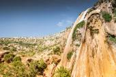 Imouzzer Waterfall near Agadir, Morocco — Stock Photo