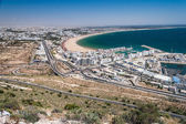 City view of Agadir, Morocco — Stock Photo
