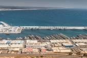 Harbour of Agadir, Morocco — Stock Photo