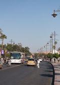 Marrakesh city view — Stock Photo