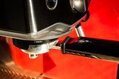 Coffee maker machine — Stock Photo