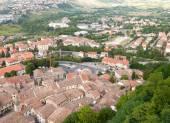 San-Marino Cityscape — Stock Photo