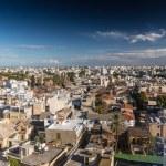 Nicosia City View — Stock Photo #70942907