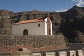 Church on La Gomera — Stock Photo