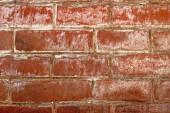 Closeup od old brick wall — Stock Photo