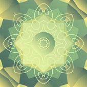 Mandala template background — Cтоковый вектор