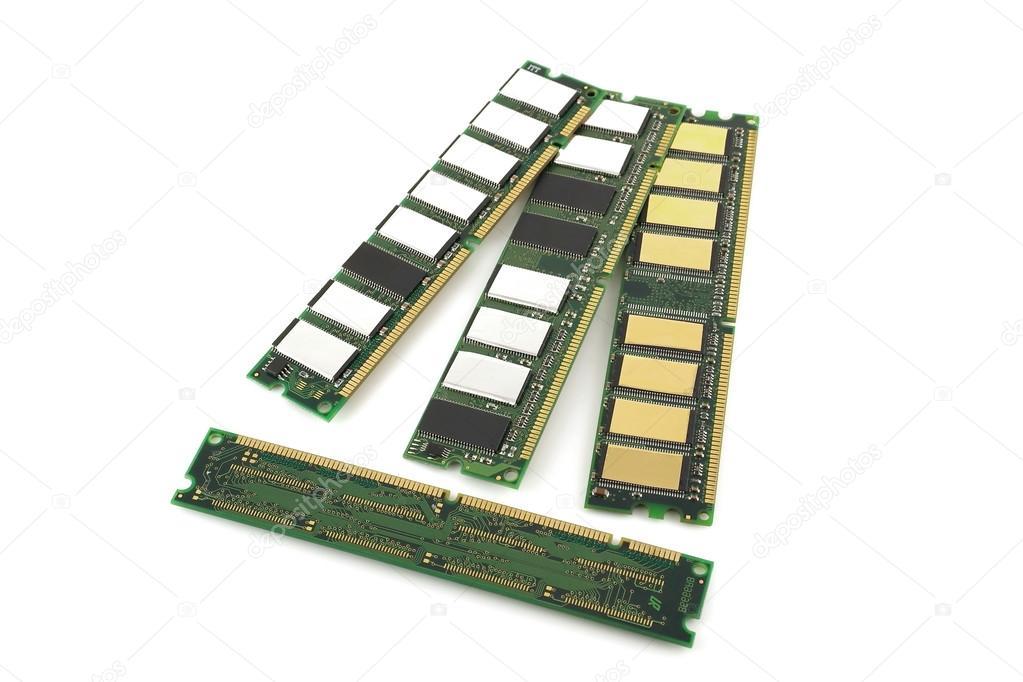 Микросхемы памяти для