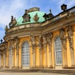 Sanssouci Palace, Potsdam — Stock Photo #52805495