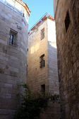 Arquitectura de jerusalén — Foto de Stock