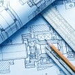 Industrial drawing — Stock Photo #55487401