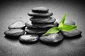 Zen stones — Foto Stock