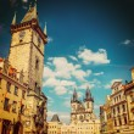 Astronomical Clock, Prague, Czech Republic — Stock Photo #56559651