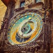 Prague Astronomical Clock — Stock Photo #56560607