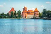 Trakai Castle — Stock Photo