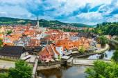 český krumlov — Stock fotografie
