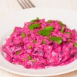Beet salad — Stock Photo #56830519