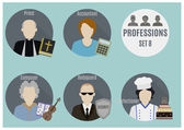 Profession people. Set 8 — Vetorial Stock