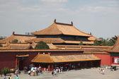 Forbidden City, Beijing, China — Stock Photo