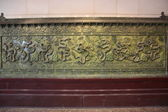 Chinese traditional dragon's relief — Foto de Stock