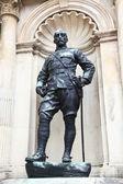 Statue in London — Stock Photo