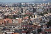 Panorama of Barcelona. Spain — Stock Photo