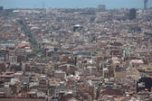 Panorama de barcelone. espagne — Photo