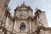 Cathedral Church in Valencia, Spain — Stock Photo