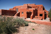 Classic Adobe house — Stock Photo