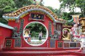 Guan Yin Temple in Hong Kong — Foto Stock
