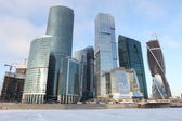 Skyscrapers in Moscow — Stockfoto