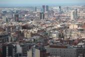 Barcelona city — Stock Photo