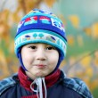 Little boy in hat — Stock Photo #60132991