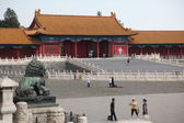 Forbidden City in Beijing, China — Stock Photo